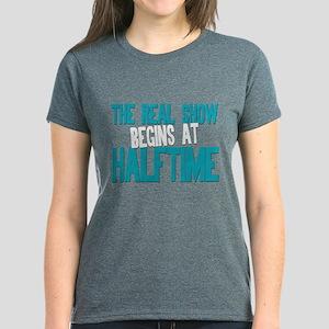 Marching Band Halftime Women's Dark T-Shirt