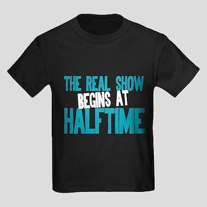 Marching Band Halftime Kids Dark T-Shirt