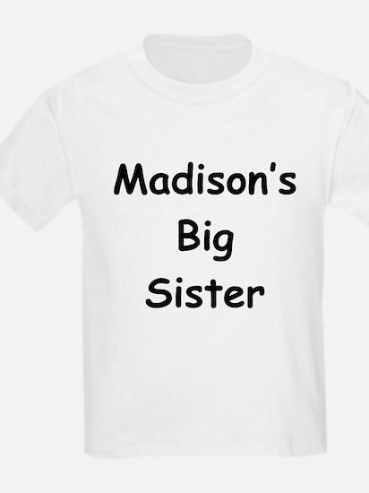 Madison's Big Sister Kids T-Shirt