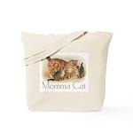 Momma Cat Tote Bag