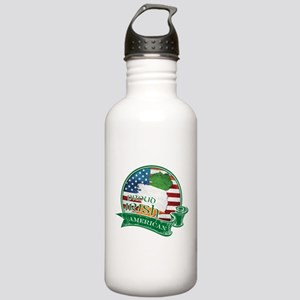 Proud Irish American Water Bottle