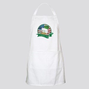 Proud Irish American Apron