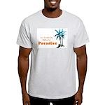 Waiting for Paradise Ash Grey T-Shirt