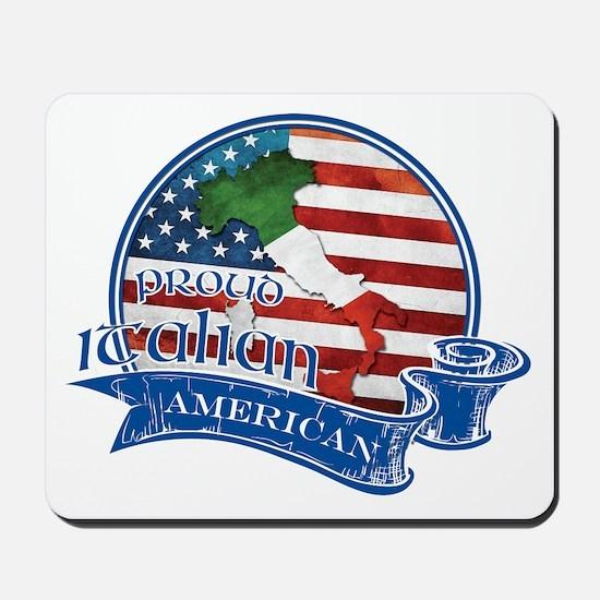 Proud Italian American Mousepad