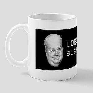 Lobotomize Bush's Brain Mug for Coffee and Tea
