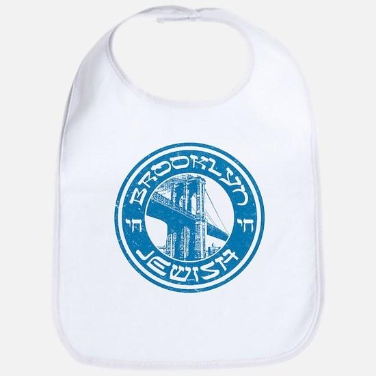 Brooklyn New York Jewish Bib