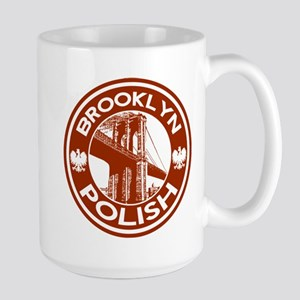 Brooklyn New York Polish Mug