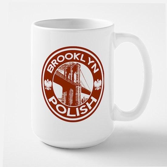 Brooklyn New York Polish Mug