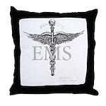 Ems Paramedic Throw Pillow