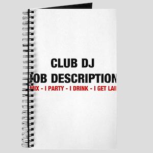 DJ JOB Journal