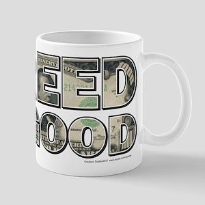 Wall Street/Greed is Good Mug