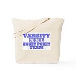 Varsity Hokey Pokey Team Tote Bag