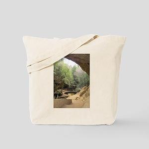 Cave View Tote Bag