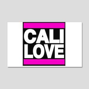 cali love pink Wall Decal