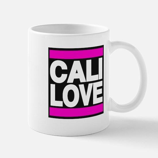 cali love pink Mug