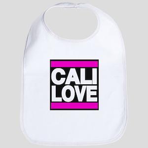 cali love pink Bib