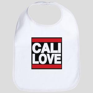 cali love red Bib