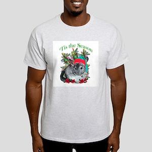 Chin (standard) 'Tis Ash Grey T-Shirt