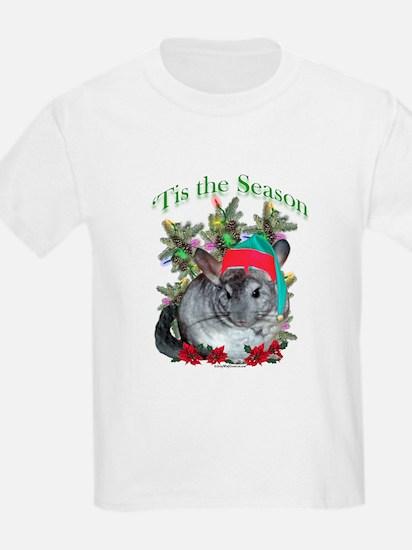 Chin (standard) 'Tis Kids T-Shirt