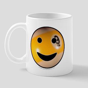 9-ball Smiley Mug