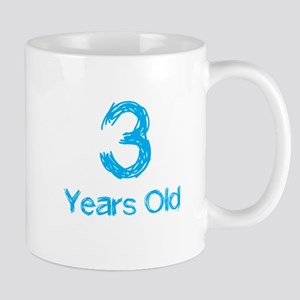 3 Years Old Mug