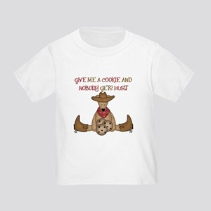 Give Me A Cookie Toddler T-Shirt