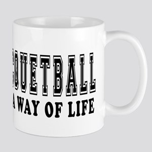 Racquetball It's A Way Of Life Mug