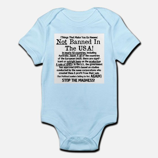 Not Banned In The USA! Body Suit