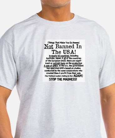 Not Banned In The USA! T-Shirt