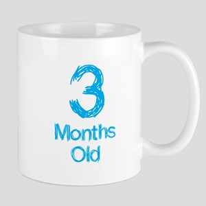 3 Months Old Baby Milestone Mug
