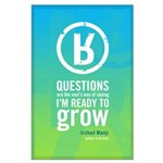 """Large """"Ready To Grow"""" Poster"""
