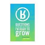 """Mini """"Ready To Grow"""" Print"""