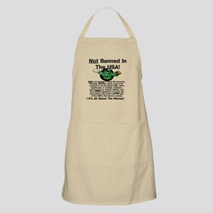 Not Banned In The USA! Apron