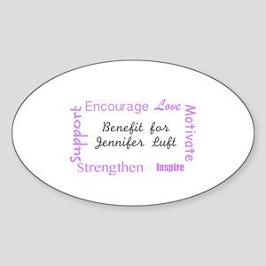 Positive Words Sticker