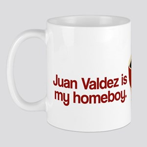 Juan Valdez is my Homeboy Mug