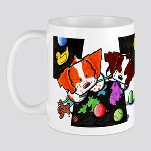 Brittany Holiday GOTCHA! Mug