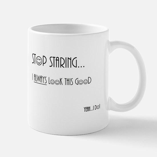 Stop Staring Mug