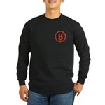 What do you stand for? Emblem Long Sleeve T-Shirt