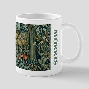 William Morris Greenery Wraparound Mug