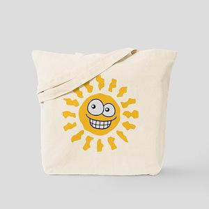 happy_sun Tote Bag