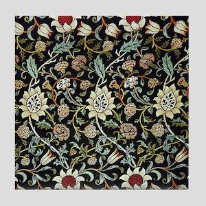 William Morris Evenlode design Tile Coaster