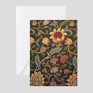 William Morris Evenlode Greeting Cards (Pk 20)