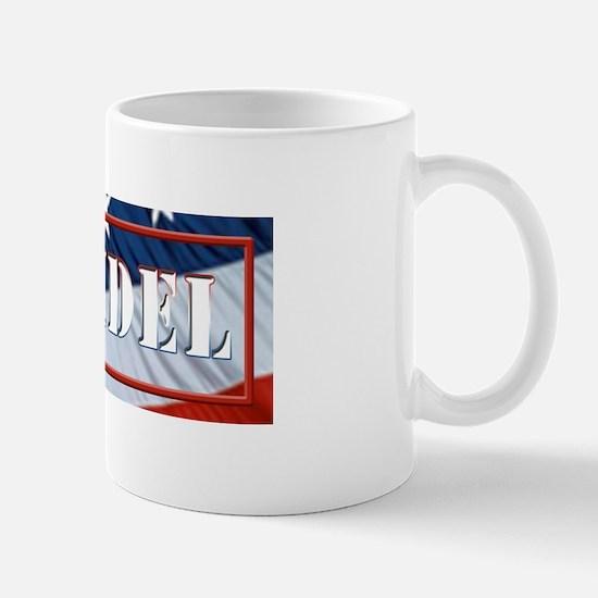 INFIDEL Flag Mug