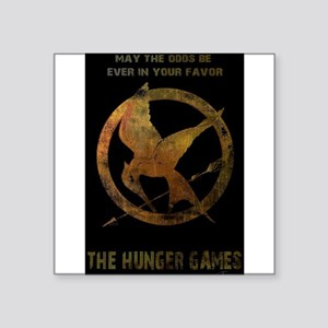the hunger games Sticker