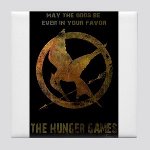 the hunger games Tile Coaster