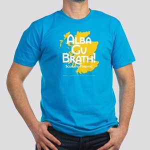 Alba Men's Fitted T-Shirt (dark)