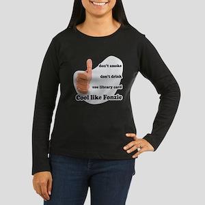 Cool Like Fonzie Long Sleeve T-Shirt