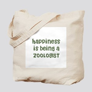 Happiness is being a ZOOLOGIS Tote Bag