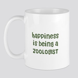 Happiness is being a ZOOLOGIS Mug