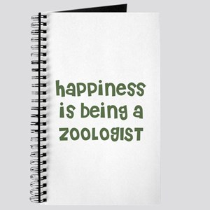 Happiness is being a ZOOLOGIS Journal